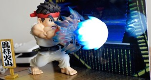 Street Fighter New Challenger Collectibles: Ryu and Ken
