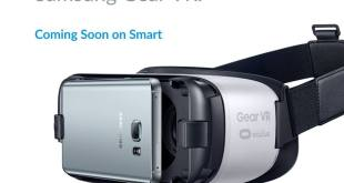 Smart Will Offer Samsung's Galaxy Gear VR Headset