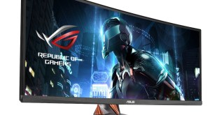 ASUS' Ultra-wide Swift PG348Q Gaming Monitor Will Retail For A Cool 76K