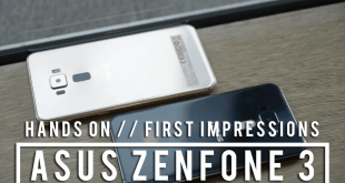 Watch: Hands-On with the ASUS ZenFone 3