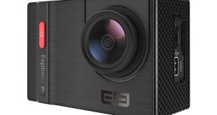 Elephone Has Its Own 4K Action Camera, The Ele Explorer Pro