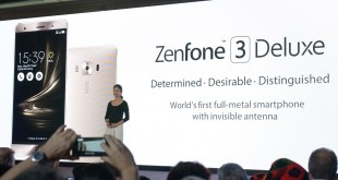 ASUS Zenfone 3 Deluxe Breaks Cover, Now With 6GB Of RAM, Snapdragon 820