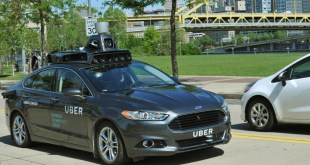 Uber Begins Testing Self-Driving Cars in Pittsburgh