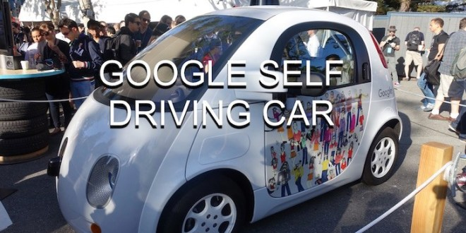 Meet Google's Self-Driving Car