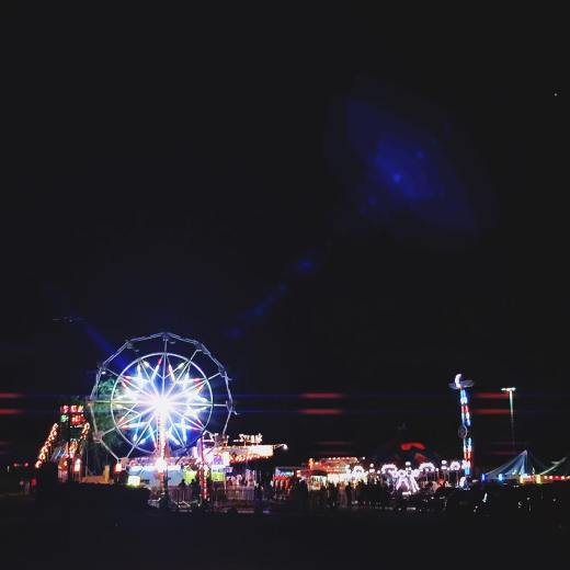 The little carnivals that pop up here and there duringhellip