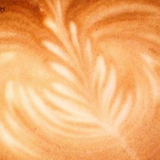 Pretty latte Latteart is half the reason I love themhellip