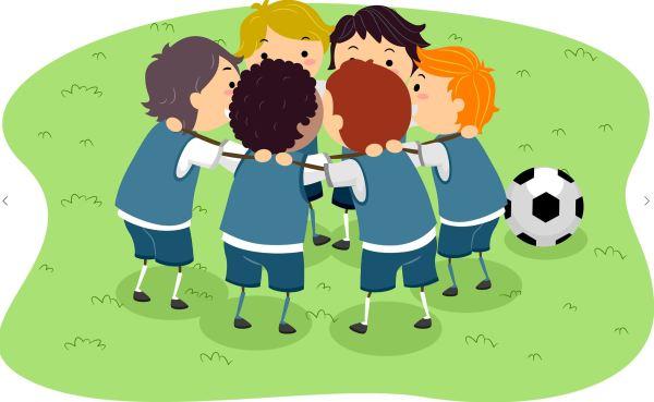 Soccer Team Work