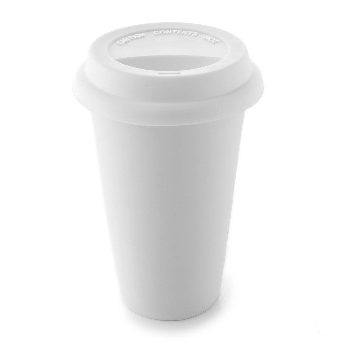 Fullsize Of Plain White Travel Mugs