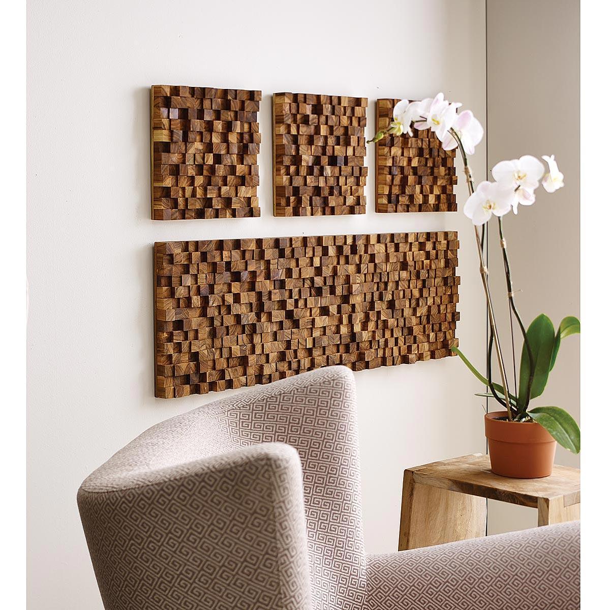 Fullsize Of Wood Wall Art