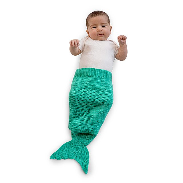 Baby Mermaid Tail   Kids Mermaid Costume   UncommonGoods Baby Mermaid Tail