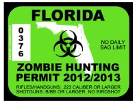 florida zombie permit