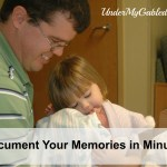 Document Your Memories in 5 Minutes!