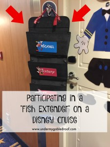 Disney Cruise Fish Extender Gifts and Door Magnets