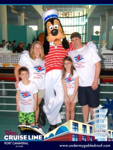 Our Disney Cruise on the Disney Dream January 2016