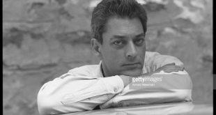 Portrait de Paul Auster par Arnold Newman