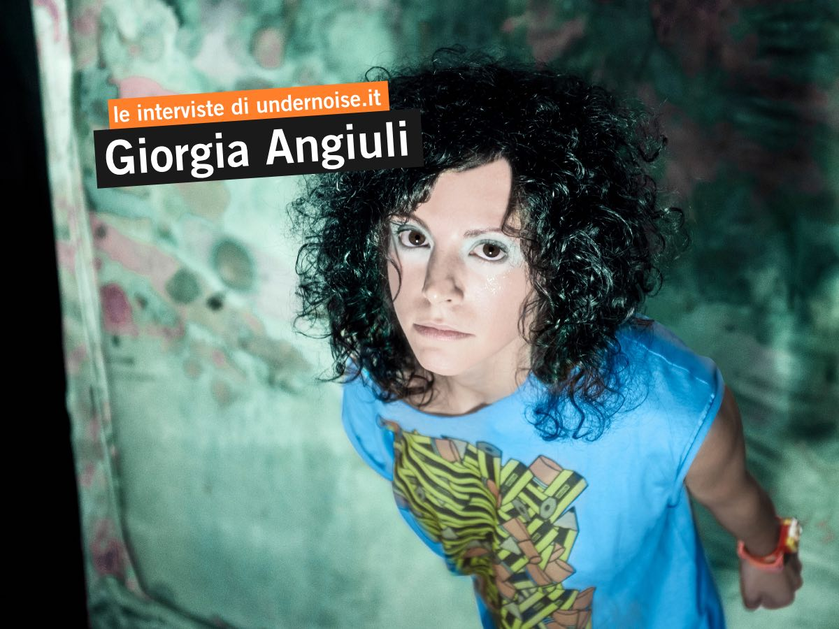 Intervista a Giorgia Angiuli | Underskin Harmony EP