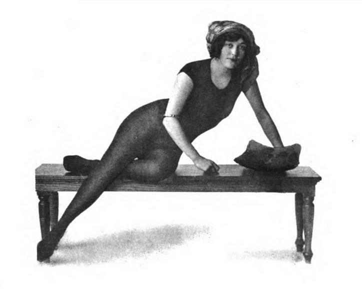 B-Annette KellermanSuit