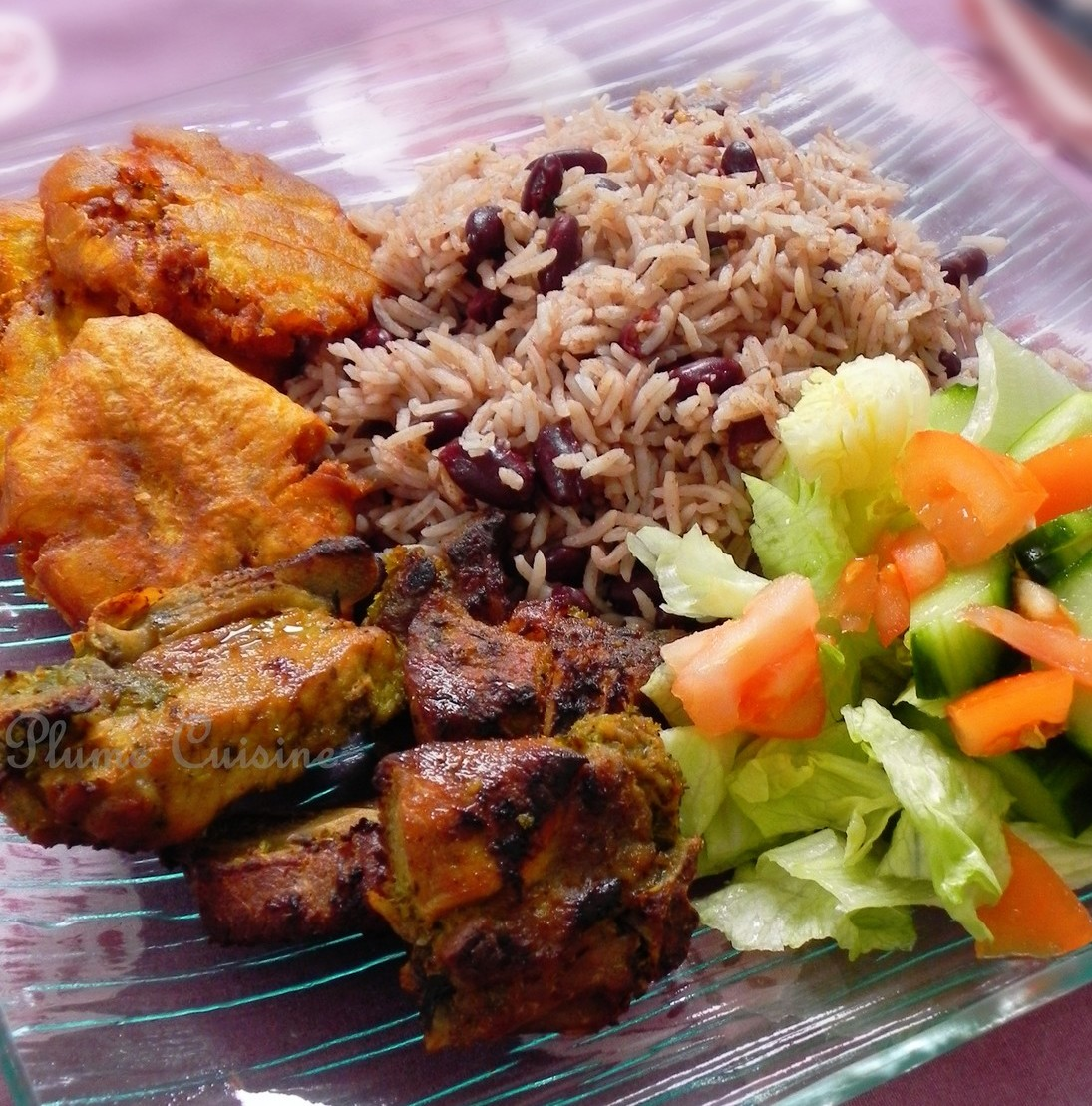 Image gallery nourriture haitienne for Cuisine haitienne
