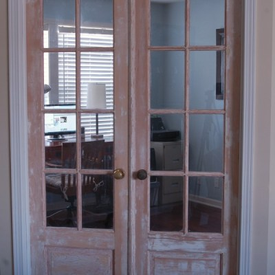 French Doors for the Office