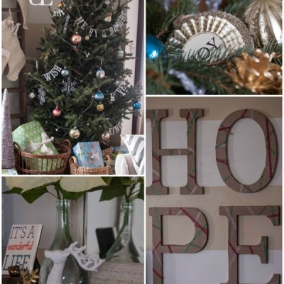 Christmas House Tour- Part 1