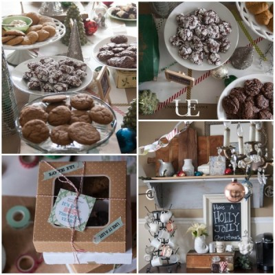 Holiday Baking:  Holly Jolly Christmas Cookie Exchange Party
