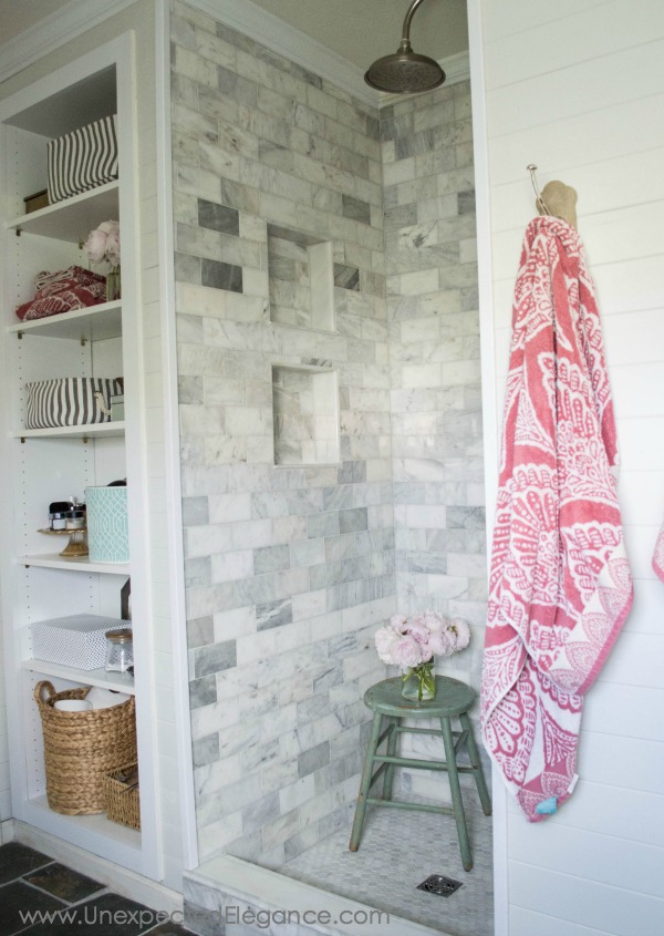 shower remodel with Schluter system-1-18