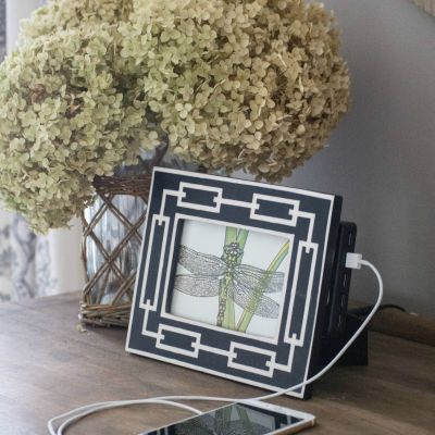 DIY Charging Station (that looks pretty)