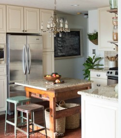 Christmas Does Your Kitchen Need An But You Afford To Ripe Out Ways To Update Kitchen Cabinets Unexpected Elegance Kitchen Cabinets Room