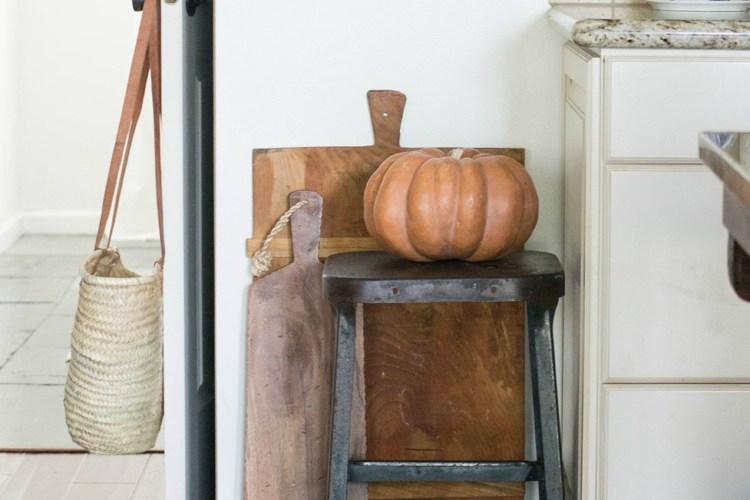Simple Fall Decor Home Tour