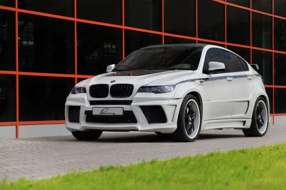 Luma Design BMW CLR X650 M Front Side