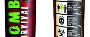 An Energy Drink to Help You Survive a Zombie Invasion