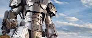 War Machine – Amazing Fan Made Costume