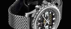 Breitling's New Watch – Chronospace With Lots Of Features