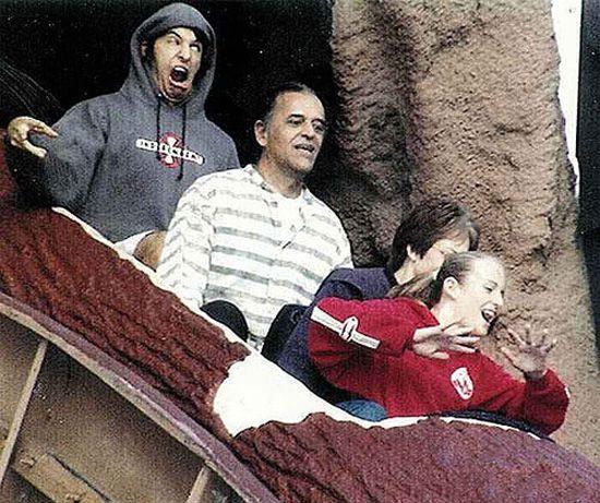 Evil Man Roller Coaster
