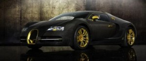 The King of Bling – Mansory Bugatti Veyron LINEA Vincerò