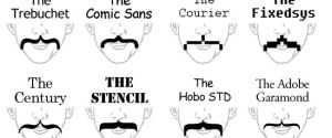 Your Moustache and You: Facial Hair with Flair