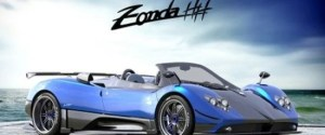 Pictures of Pagani Roadster – Zonda HH