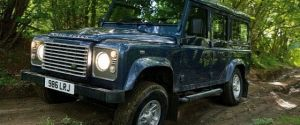 The 2011 Land Rover Defender