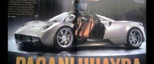 Leaked Magazine Pictures – Pagani C9 Huayra/Deus Venti