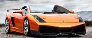 Amari Design Lamborghini Gallardo Invidia Edition