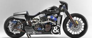Bell & Ross Harley-Davidson Custom Bike