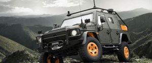 One Tough Ride – Mercedes-Benz G-Wagon LAPV 6.X