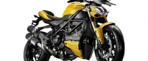 2012 Ducati Streetfighter 848 Motorcycle