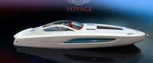 Voyage 55 Yacht Inspired by Aston Martin