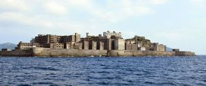 Hashima Island – The Battleship Island Of Japan