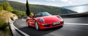 Drop Top: 2012 Porsche 911 Carrera Cabriolet