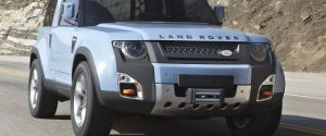 Land Rover DC100 & DC100 Sport Concepts