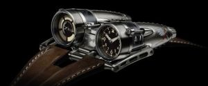 MB&F HM4 Double Trouble & Razzle Dazzle Watches
