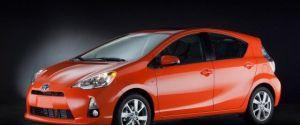 Official: Toyota Prius C Hybrid