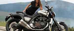 Yamaha Vmax Hyper Modified Project Bike